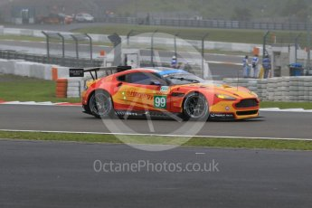 World © Octane Photographic Ltd. FIA World Endurance Championship (WEC), 6 Hours of Nurburgring , Germany - Practice, Friday 28th August 2015. Aston Martin Racing V8 – Aston Martin Vantage V8 - LMGTE Pro – Fernando Rees, Alex MacDowell and Richie Stanaway. Digital Ref : 1392LB7D4797