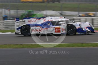 World © Octane Photographic Ltd. FIA World Endurance Championship (WEC), 6 Hours of Nurburgring , Germany - Practice, Friday 28th August 2015. Toyota Racing – Toyota TS040 Hybrid - LMP1 - Anthony Davidson, Sebastien Buemi and Kazuki Nakajima. Digital Ref : 1392LB7D4930