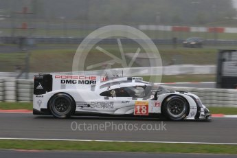 World © Octane Photographic Ltd. FIA World Endurance Championship (WEC), 6 Hours of Nurburgring , Germany - Practice, Friday 28th August 2015. Porsche Team – Porsche 919 Hybrid - LM LMP1 – Romain Dumas, Neel Jani and Marc Lieb. Digital Ref : 1392LB7D4948