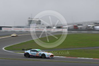 World © Octane Photographic Ltd. FIA World Endurance Championship (WEC), 6 Hours of Nurburgring , Germany - Practice, Friday 28th August 2015. Aston Martin Racing - Aston Martin Vantage GTE – LMGTE Am – Paul Dalla Lana, Pedro Lamy and Mathias Lauda. Digital Ref : 1392LB7D5203