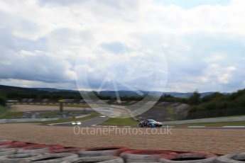 World © Octane Photographic Ltd. FIA World Endurance Championship (WEC), 6 Hours of Nurburgring , Germany - Press Conference, Friday 28th August 2015. Dempsey-Proton Racing – Porsche 911 RSR - LMGTE Am – Patrick Dempsey, Patrick Long and Marco Seefried. Digital Ref : 1394LB1D4210