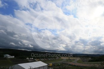 World © Octane Photographic Ltd. FIA World Endurance Championship (WEC), 6 Hours of Nurburgring , Germany - Press Conference, Friday 28th August 2015. Digital Ref : 1394LB1D4251