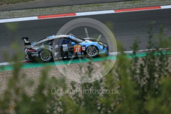 World © Octane Photographic Ltd. FIA World Endurance Championship (WEC), 6 Hours of Nurburgring , Germany - Press Conference, Friday 28th August 2015. Dempsey-Proton Racing – Porsche 911 RSR - LMGTE Am – Patrick Dempsey, Patrick Long and Marco Seefried. Digital Ref : 1394LB1D4438