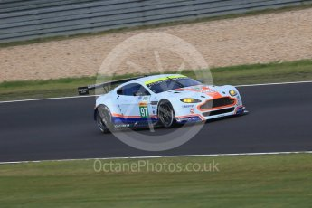 World © Octane Photographic Ltd. FIA World Endurance Championship (WEC), 6 Hours of Nurburgring , Germany - Practice 3, Saturday 29th August 2015. Aston Martin Racing – Aston Martin Vantage V8 - LMGTE Pro – Darren Turner, Stefan Mucke and Jonathan Adam. Digital Ref : 1395LB1D5191