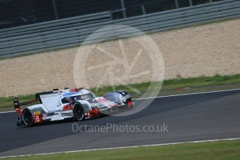 World © Octane Photographic Ltd. FIA World Endurance Championship (WEC), 6 Hours of Nurburgring , Germany - Practice 3, Saturday 29th August 2015. Audi Sport Team Joest- Audi R18 e-tron Quatrro - LMP1 - Oliver Jarvis, Lucas di Grassi and Loic Duval. Digital Ref : 1395LB1D5220