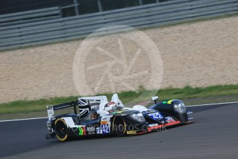 World © Octane Photographic Ltd. FIA World Endurance Championship (WEC), 6 Hours of Nurburgring , Germany - Practice 3, Saturday 29th August 2015. Straka Racing – Gibson 015S - LMP2 – Nick Leventis, Jonny Kane and Danny Watts. Digital Ref : 1395LB1D5252