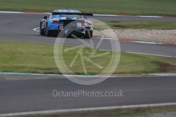 World © Octane Photographic Ltd. FIA World Endurance Championship (WEC), 6 Hours of Nurburgring , Germany - Practice 3, Saturday 29th August 2015. Dempsey-Proton Racing – Porsche 911 RSR - LMGTE Am – Patrick Dempsey, Patrick Long and Marco Seefried. Digital Ref : 1395LB1D5409
