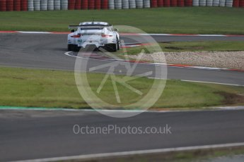 World © Octane Photographic Ltd. FIA World Endurance Championship (WEC), 6 Hours of Nurburgring , Germany - Practice 3, Saturday 29th August 2015. Porsche Team Manthey - Porsche 911RSR - LMGTE Pro – Patrick Pilet and Frederick Makowiecki. Digital Ref : 1395LB1D5453