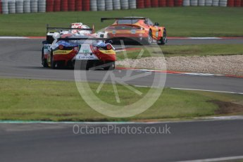 World © Octane Photographic Ltd. FIA World Endurance Championship (WEC), 6 Hours of Nurburgring , Germany - Practice 3, Saturday 29th August 2015. Aston Martin Racing V8 – Aston Martin Vantage V8 - LMGTE Pro – Fernando Rees, Alex MacDowell and Richie Stanaway. Digital Ref : 1395LB1D5459