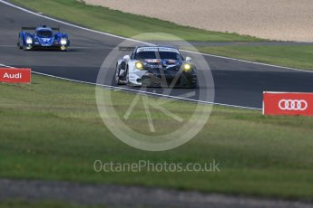 World © Octane Photographic Ltd. FIA World Endurance Championship (WEC), 6 Hours of Nurburgring , Germany - Practice 3, Saturday 29th August 2015. Abu Dhabi-Proton Racing – Porsche 911 RSR - LMGTE Am – Christian Ried, Earl Bamber and Khaled Al Qubaisi and KCMG – Oreca 05 – LMP2 – Matthew Howson, Richard Bradley and Nick Tandy. Digital Ref : 1395LB1D5570