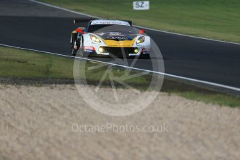 World © Octane Photographic Ltd. FIA World Endurance Championship (WEC), 6 Hours of Nurburgring , Germany - Practice 3, Saturday 29th August 2015. Labre Competition – Chevrolet Corvette C7.R - LMGTE Am – Gianluca Roda, Paolo Ruberti and Kristian Poulson. Digital Ref : 1395LB1D5645