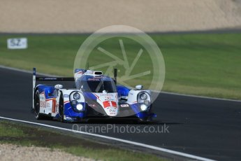 World © Octane Photographic Ltd. FIA World Endurance Championship (WEC), 6 Hours of Nurburgring , Germany - Practice 3, Saturday 29th August 2015. Toyota Racing – Toyota TS040 Hybrid - LMP1 - Anthony Davidson, Sebastien Buemi and Kazuki Nakajima. Digital Ref : 1395LB1D5653