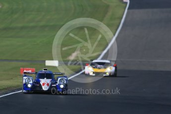 World © Octane Photographic Ltd. FIA World Endurance Championship (WEC), 6 Hours of Nurburgring , Germany - Practice 3, Saturday 29th August 2015. Toyota Racing – Toyota TS040 Hybrid - LMP1 - Alexander Wurz, Stephane Sarrazin and Mike Conway and Labre Competition – Chevrolet Corvette C7.R - LMGTE Am – Gianluca Roda, Paolo Ruberti and Kristian Poulson. Digital Ref : 1395LB1D5718