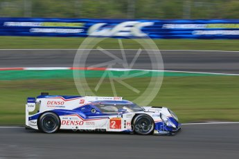 World © Octane Photographic Ltd. FIA World Endurance Championship (WEC), 6 Hours of Nurburgring , Germany - Practice 3, Saturday 29th August 2015. Toyota Racing – Toyota TS040 Hybrid - LMP1 - Alexander Wurz, Stephane Sarrazin and Mike Conway. Digital Ref : 1395LB5D0620