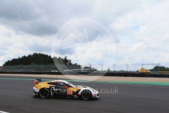 World © Octane Photographic Ltd. FIA World Endurance Championship (WEC), 6 Hours of Nurburgring , Germany - Qualifying, Saturday 29th August 2015. Labre Competition – Chevrolet Corvette C7.R - LMGTE Am – Gianluca Roda, Paolo Ruberti and Kristian Poulson. Digital Ref : 1396LB1D5952