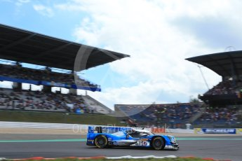 World © Octane Photographic Ltd. FIA World Endurance Championship (WEC), 6 Hours of Nurburgring , Germany - Qualifying, Saturday 29th August 2015. KCMG – Oreca 05 – LMP2 – Matthew Howson, Richard Bradley and Nick Tandy. Digital Ref : 1396LB1D6069