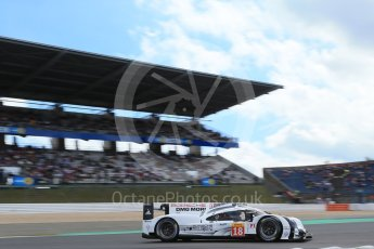 World © Octane Photographic Ltd. FIA World Endurance Championship (WEC), 6 Hours of Nurburgring , Germany - Qualifying, Saturday 29th August 2015. Porsche Team – Porsche 919 Hybrid - LM LMP1 – Romain Dumas, Neel Jani and Marc Lieb. Digital Ref : 1396LB1D6109