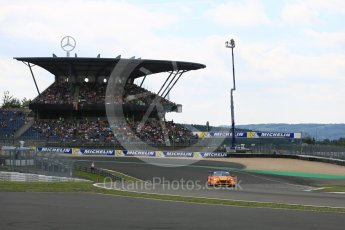 World © Octane Photographic Ltd. FIA World Endurance Championship (WEC), 6 Hours of Nurburgring , Germany - Qualifying, Saturday 29th August 2015. Aston Martin Racing V8 – Aston Martin Vantage V8 - LMGTE Pro – Fernando Rees, Alex MacDowell and Richie Stanaway. Digital Ref : 1396LB5D0771