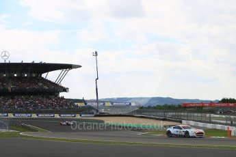 World © Octane Photographic Ltd. FIA World Endurance Championship (WEC), 6 Hours of Nurburgring , Germany - Qualifying, Saturday 29th August 2015. Aston Martin Racing – Aston Martin Vantage V8 - LMGTE Pro – Marco Sorensen and Christoffer Nygaard. Digital Ref : 1396LB5D0783