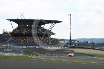 World © Octane Photographic Ltd. FIA World Endurance Championship (WEC), 6 Hours of Nurburgring , Germany - Qualifying, Saturday 29th August 2015. Aston Martin Racing V8 – Aston Martin Vantage V8 - LMGTE Pro – Fernando Rees, Alex MacDowell and Richie Stanaway. Digital Ref : 1396LB5D0830