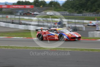 World © Octane Photographic Ltd. FIA World Endurance Championship (WEC), 6 Hours of Nurburgring , Germany - Qualifying, Saturday 29th August 2015. AF Corse - F458 Italia GT2 - LMGTE - LMGTE Am – Francois Perrodo, Emmanuel Collard and Rui Aguas. Digital Ref : 1396LB5D0915