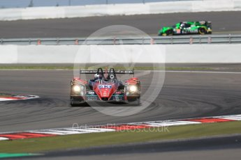 World © Octane Photographic Ltd. FIA World Endurance Championship (WEC), 6 Hours of Nurburgring , Germany - Race, Sunday 30th August 2015. Team SARD Morand – Morgan Evo – LMP2 – Oliver Webb, Pierre Ragues and Archie Hamilton and Extreme Speed Motorsports (ESM) - HPD Ligier JS P2. Digital Ref : 1398LB1D6722