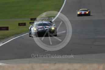 World © Octane Photographic Ltd. FIA World Endurance Championship (WEC), 6 Hours of Nurburgring , Germany - Race, Sunday 30th August 2015. Abu Dhabi-Proton Racing – Porsche 911 RSR - LMGTE Am – Christian Ried, Earl Bamber and Khaled Al Qubaisi. Digital Ref : 1398LB1D7185
