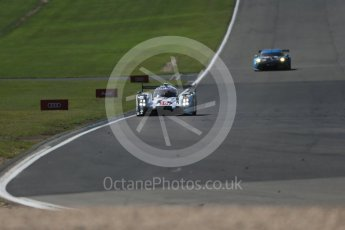World © Octane Photographic Ltd. FIA World Endurance Championship (WEC), 6 Hours of Nurburgring , Germany - Race, Sunday 30th August 2015. Porsche Team – Porsche 919 Hybrid - LM LMP1 – Romain Dumas, Neel Jani and Marc Lieb. Digital Ref : 1398LB1D7202