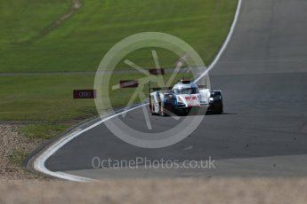 World © Octane Photographic Ltd. FIA World Endurance Championship (WEC), 6 Hours of Nurburgring , Germany - Race, Sunday 30th August 2015. Audi Sport Team Joest- Audi R18 e-tron Quatrro - LMP1 - Andre Lotterer, Benoit Treluyer and Marcel Fassler. Digital Ref : 1398LB1D7254