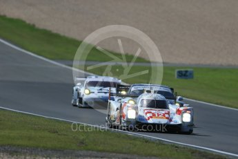 World © Octane Photographic Ltd. FIA World Endurance Championship (WEC), 6 Hours of Nurburgring , Germany - Race, Sunday 30th August 2015. Rebellion Racing – Rebellion R-One - LMP1 - Nicolas Prost, Nick Heidfeld and Mathias Beche. Digital Ref : 1398LB1D7438