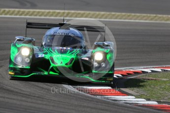 World © Octane Photographic Ltd. FIA World Endurance Championship (WEC), 6 Hours of Nurburgring , Germany - Race, Sunday 30th August 2015. Extreme Speed Motorsports (ESM) - HPD Ligier JS P2 – LMP2 – Scott Sharp, Ryan Dalziel and David Heinemeier Hansson. Digital Ref : 1398LB1D7654