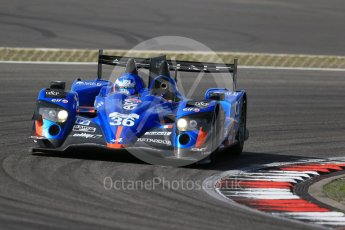 World © Octane Photographic Ltd. FIA World Endurance Championship (WEC), 6 Hours of Nurburgring , Germany - Race, Sunday 30th August 2015. Signatech Alpine – Alpine A450b - LMP2 - Nelson Panciatici, Paul-Loup Chatin and Vincent Capillaire. Digital Ref : 1398LB1D7683
