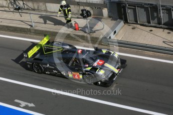 World © Octane Photographic Ltd. FIA World Endurance Championship (WEC), 6 Hours of Nurburgring , Germany - Race, Sunday 30th August 2015. Team byKolles – CLMP1/01 - LMP1 - Simon Trummer and Pierre Kaffer. Digital Ref : 1398LB5D1563