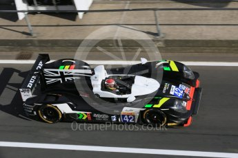 World © Octane Photographic Ltd. FIA World Endurance Championship (WEC), 6 Hours of Nurburgring , Germany - Race, Sunday 30th August 2015. Straka Racing – Gibson 015S - LMP2 – Nick Leventis, Jonny Kane and Danny Watts. Digital Ref : 1398LB5D1747
