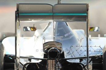 World © Octane Photographic Ltd. Mercedes AMG Petronas F1 W06 Hybrid – Pascal Wehrlein. Thursday 19th February 2015, F1 Winter testing, Circuit de Catalunya, Barcelona, Spain, Day 1. Digital Ref : 1187CB7B0649