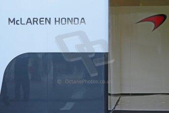 World © Octane Photographic Ltd. McLaren Honda. Thursday 19th February 2015, F1 Winter testing, Circuit de Catalunya, Barcelona, Spain, Day 1. Digital Ref: 1187CB7D1305
