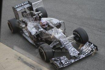 World © Octane Photographic Ltd. Infiniti Red Bull Racing RB11 – Daniel Ricciardo. Thursday 19th February 2015, F1 Winter testing, Circuit de Catalunia, Barcelona, Spain, Day 1. Digital Ref :1187CB7D1358
