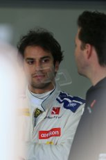 World © Octane Photographic Ltd. Sauber F1 Team C34-Ferrari – Felipe Nasr. Thursday 19th February 2015, F1 Winter testing, Circuit de Catalunya, Barcelona, Spain, Day 1. Digital Ref : 1187LB1D6096