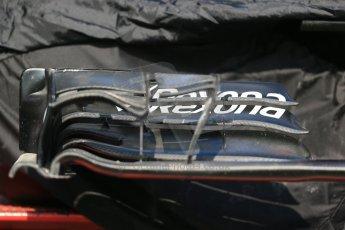 World © Octane Photographic Ltd. Williams Martini Racing FW37. Thursday 19th February 2015, F1 Winter testing, Circuit de Catalunya, Barcelona, Spain, Day 1. Digital Ref: 1187LB1D6114