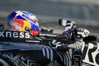 World © Octane Photographic Ltd. Infiniti Red Bull Racing RB11 – Daniel Ricciardo. Thursday 19th February 2015, F1 Winter testing, Circuit de Catalunia, Barcelona, Spain, Day 1. Digital Ref : 1187LB1D6190