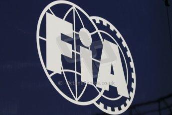 World © Octane Photographic Ltd. FIA logo. Thursday 19th February 2015, F1 Winter testing, Circuit de Catalunya, Barcelona, Spain, Day 1. Digital Ref : 1187LW1L4920