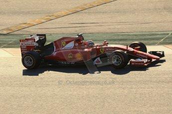 World © Octane Photographic Ltd. Scuderia Toro Rosso STR10 – Max Verstappen. Thursday 19th February 2015, F1 Winter testing, Circuit de Catalunya, Barcelona, Spain, Day 1. Digital Ref: 1187LW1L5518