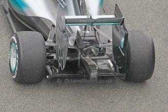 World © Octane Photographic Ltd. Mercedes AMG Petronas F1 W06 Hybrid – Lewis Hamilton. Saturday 21st February 2015, F1 Winter testing, Circuit de Barcelona Catalunya, Spain, Day 3. Digital Ref : 1190CB1L7250