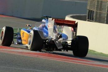 World © Octane Photographic Ltd. Sauber F1 Team C34-Ferrari – Felipe Nasr. Sunday 22nd February 2015, F1 Winter testing, Circuit de Barcelona Catalunya, Spain, Day 4. Digital Ref : 1191CB1L8807
