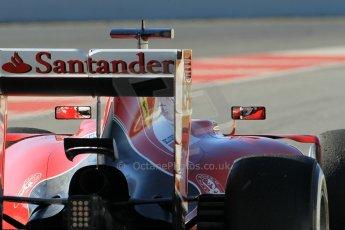 World © Octane Photographic Ltd. Scuderia Ferrari SF15-T– Sebastian Vettel. Sunday 22nd February 2015, F1 Winter test #2, Circuit de Barcelona Catalunya, Spain, Day 4. Digital Ref: 1191CB1L9106