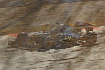 World © Octane Photographic Ltd. Lotus F1 Team E23 Hybrid – Romain Grosjean. Sunday 22nd February 2015, F1 Winter test #2, Circuit de Barcelona Catalunya, Spain, Day 4. Digital Ref :1191CB1L9603