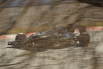 World © Octane Photographic Ltd. Lotus F1 Team E23 Hybrid – Romain Grosjean. Sunday 22nd February 2015, F1 Winter test #2, Circuit de Barcelona Catalunya, Spain, Day 4. Digital Ref :1191CB1L9610