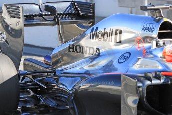 World © Octane Photographic Ltd. McLaren Honda MP4/30 - Fernando Alonso. Sunday 22nd Sunday 22nd February 2015, F1 Winter test #2, Circuit de Barcelona Catalunya, Spain, Day 4. Digital Ref: 1191CB7B0724