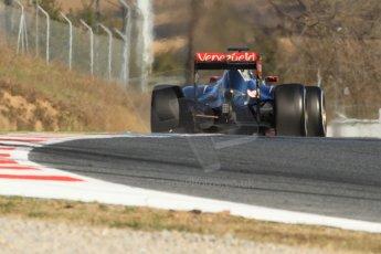 World © Octane Photographic Ltd. Lotus F1 Team E23 Hybrid – Romain Grosjean. Sunday 22nd February 2015, F1 Winter test #2, Circuit de Barcelona Catalunya, Spain, Day 4. Digital Ref :1191CB7B0852
