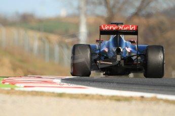 World © Octane Photographic Ltd. Lotus F1 Team E23 Hybrid – Romain Grosjean. Sunday 22nd February 2015, F1 Winter test #2, Circuit de Barcelona Catalunya, Spain, Day 4. Digital Ref :1191CB7B0898